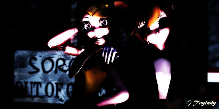 [MMD]FNAF FRIENDS by Toylady