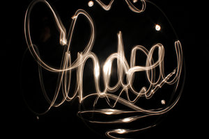 painting with light by lindsaaaay