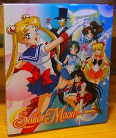 2011 Sailor Moon Binder by SakkysSailormoonToys