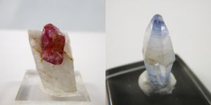 Ruby And Sapphire by bmah