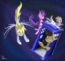 Travelling with the Doctor by Sintakhra