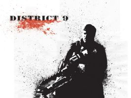 District 9 wallpaper by Franoman