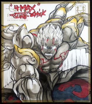 Asura's Wrath by 6Mick