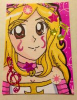 ACEO GIFT: Bellissima by YuniNaoki