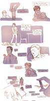 Teen Sherlock Bluebells Experiment Pt5 by DrSlug