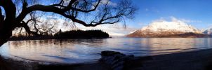 Lake Wakatipu New Zealand by ShaniTara