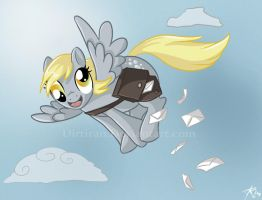 DERPY by Key-FeathersMLP