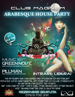 Arabesque House Party by vander90