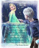 Jack Frost and the Snow Queen by 1JoyDreamer