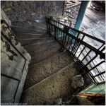 two stairways. 2 by Tommy-Noker