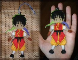 Suikoden: Tir McDohl Doll by ChiisaYanagi