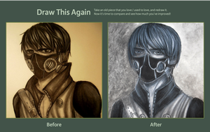 draw this again: bane by idont0know