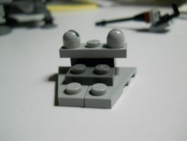 Tiny Star Destroyer by CharletonPie