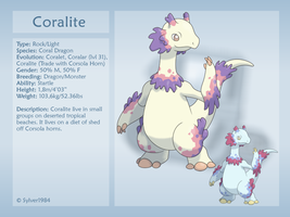 Coralite by sylver1984