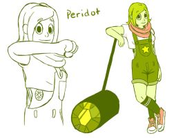 Peridot by xooxu