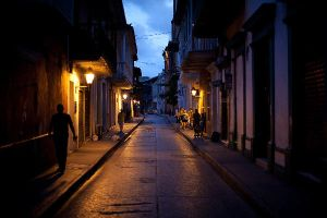 Cartagena after Dark by emrerende