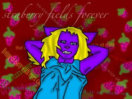 Strawberry Fields Forever by xXWarriorCassidyXx