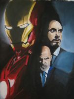 IRON MAN by ARTIEFISHEL79