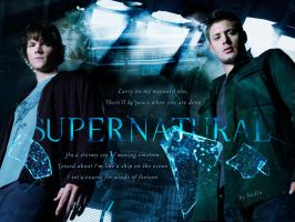 Our Supernatural boys by Nadin7Angel