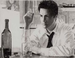 Keanu Reeves Constantine by Crystalstarr