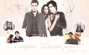 Vampire Diaries Header 2 by Linds37