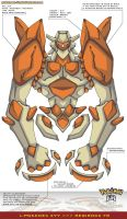 L'Pokedex 377 - Regirock FR by Pokemon-FR
