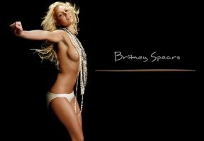 Britney Spears by ArtSlash13