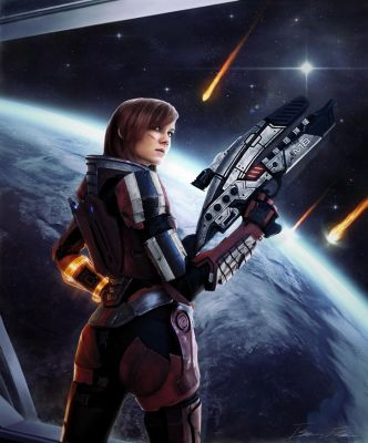 FemShep Collaboration by flashflores2