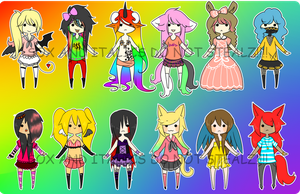 [best adoptables EVAR!!!11!!1 set] by sockjuice