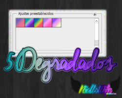 Degradados/Gradients :) by NiallsWife