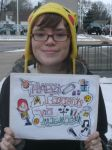 My picture for Vic Mignogna's Birthday book by Mickxbeth2012