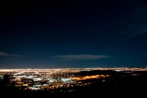 The Denver Night by Bvilleweatherman