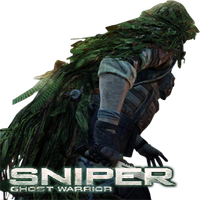Sniper Ghost Warrior Dock Icon by Rich246