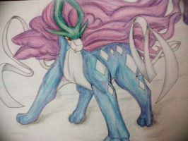 Suicune by scarl250