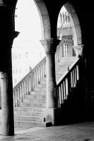 Venice Stairs by rocketpop