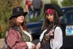 Angelica Teach and Jack Sparrow Cosplay by SparrowsSongCosplay