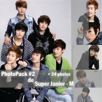Photopack #2 de Super Junior - M by JoseCr97