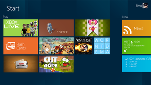 Windows 8 Beta : App Groups by Brebenel-Silviu
