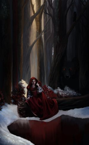 Red Riding Hood by Holmes-JA