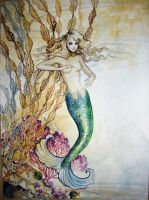Phasers2stun as Mermaid by HouseofChabrier