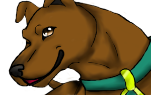 Scooby Doo by AshesAshesFalling