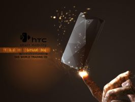 HTC Touch diamond by denongraphic