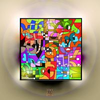 ART 2744 -   16 deviant years (1) by oboudiart
