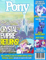 Pony Magazine: Crystal Empire by Dutchess6942