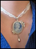 Cameo Pendant by Seatear