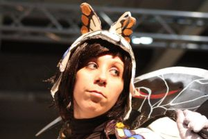 Farfalla Monster Hunter palco by CryChan87