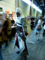 Assassin's Creed cosplay by Boredman