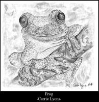 froggy by carriephlyons