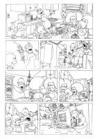 THE SIMPSONS by AlfaroDC