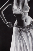 Belly Dancer by Aramourn